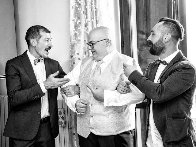 Il matrimonio di Roberto e Federica a Calvisano, Brescia 2