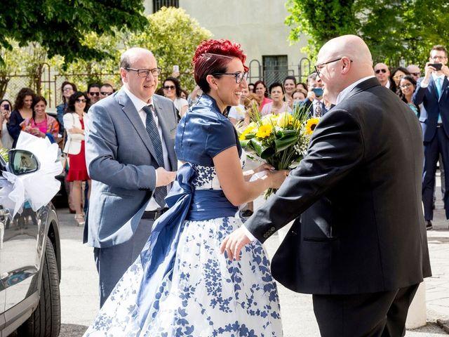 Il matrimonio di Roberto e Federica a Calvisano, Brescia 24