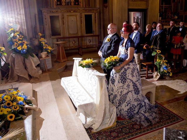 Il matrimonio di Roberto e Federica a Calvisano, Brescia 35