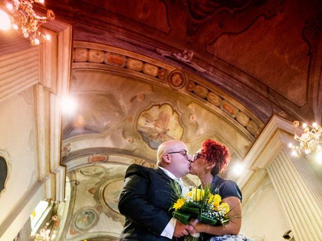 Il matrimonio di Roberto e Federica a Calvisano, Brescia 37