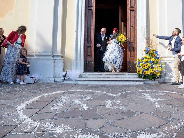 Il matrimonio di Roberto e Federica a Calvisano, Brescia 38