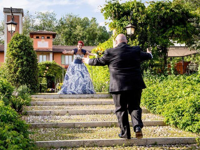 Il matrimonio di Roberto e Federica a Calvisano, Brescia 44