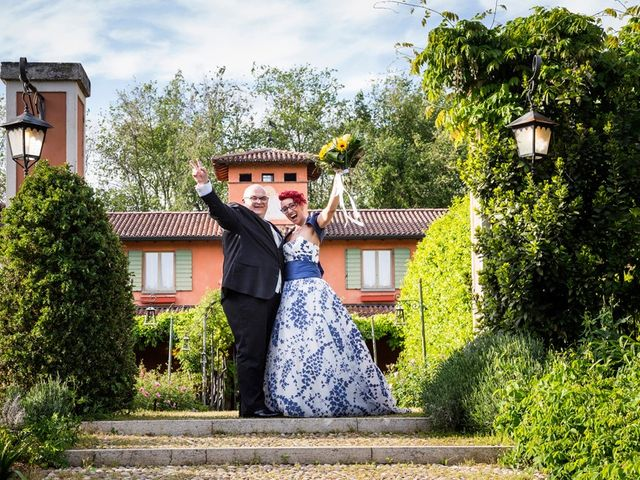 Il matrimonio di Roberto e Federica a Calvisano, Brescia 45