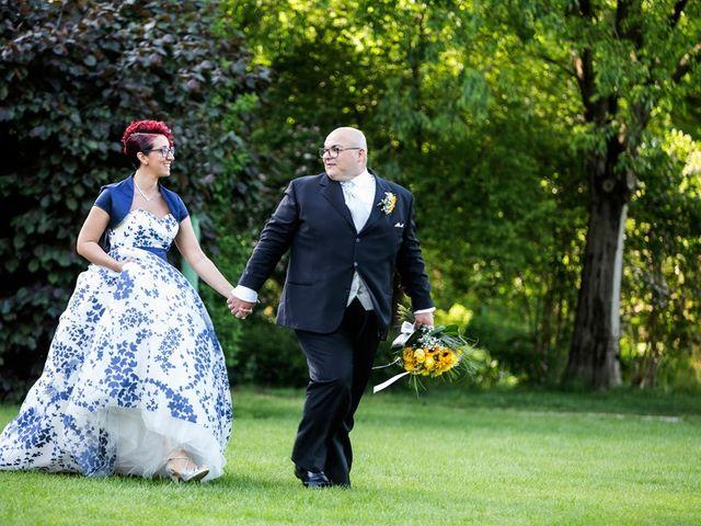 Il matrimonio di Roberto e Federica a Calvisano, Brescia 52