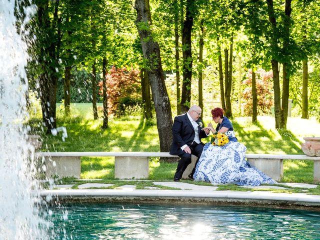 Il matrimonio di Roberto e Federica a Calvisano, Brescia 58