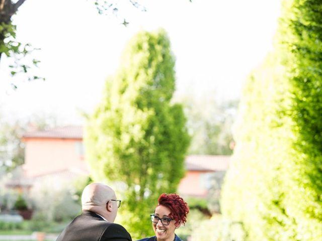 Il matrimonio di Roberto e Federica a Calvisano, Brescia 59