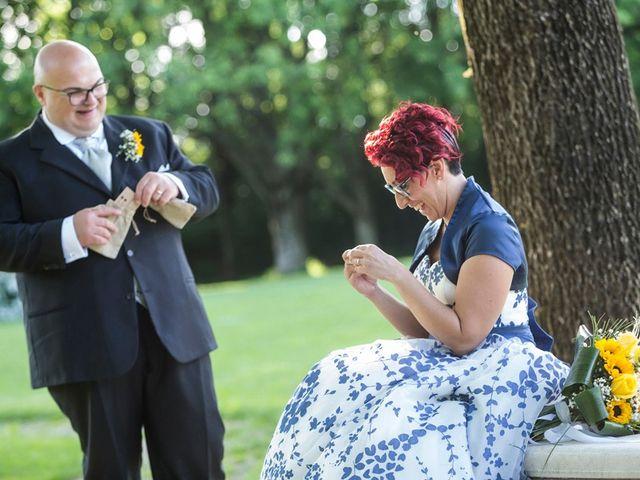 Il matrimonio di Roberto e Federica a Calvisano, Brescia 61