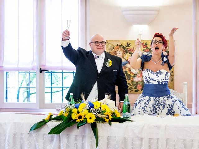 Il matrimonio di Roberto e Federica a Calvisano, Brescia 65
