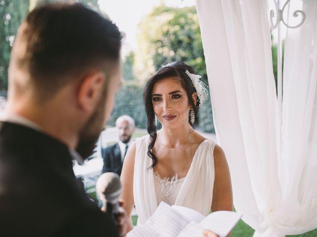 Il matrimonio di Andrea e Chiara a Roma, Roma 18