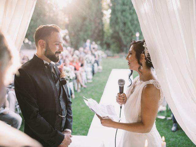 Il matrimonio di Andrea e Chiara a Roma, Roma 19