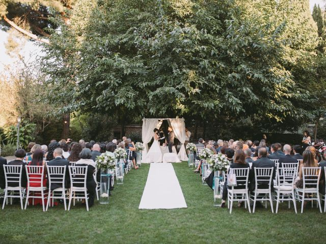 Il matrimonio di Andrea e Chiara a Roma, Roma 20
