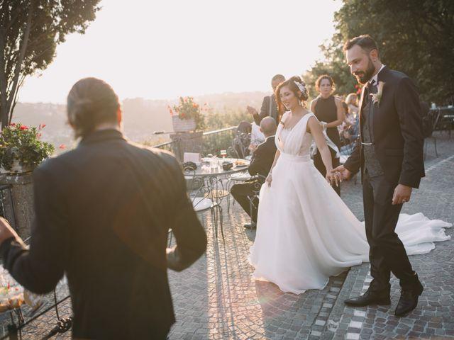 Il matrimonio di Andrea e Chiara a Roma, Roma 23