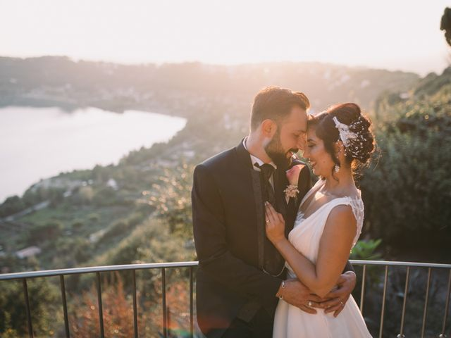 Il matrimonio di Andrea e Chiara a Roma, Roma 26
