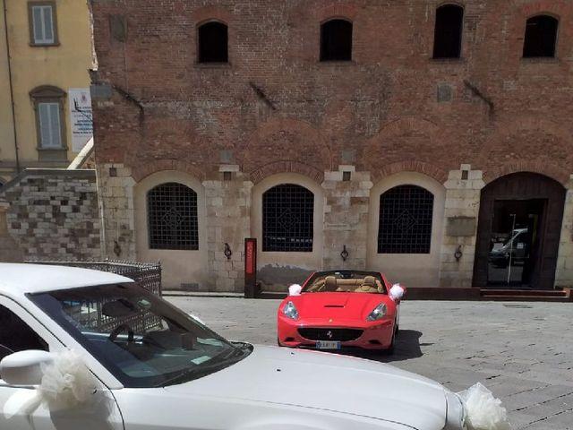 Il matrimonio di Iacopo e Debora a Prato, Prato 3