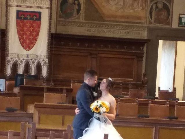 Il matrimonio di Iacopo e Debora a Prato, Prato 5