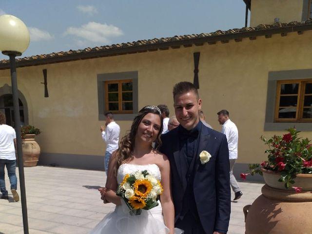 Il matrimonio di Iacopo e Debora a Prato, Prato 7