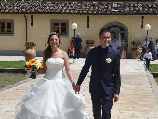 Il matrimonio di Iacopo e Debora a Prato, Prato 11