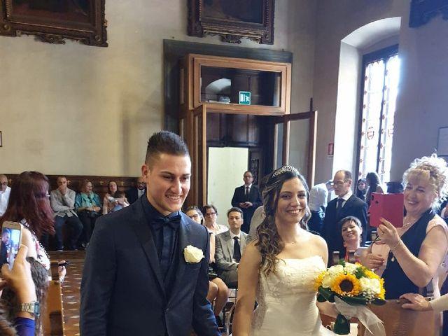 Il matrimonio di Iacopo e Debora a Prato, Prato 12