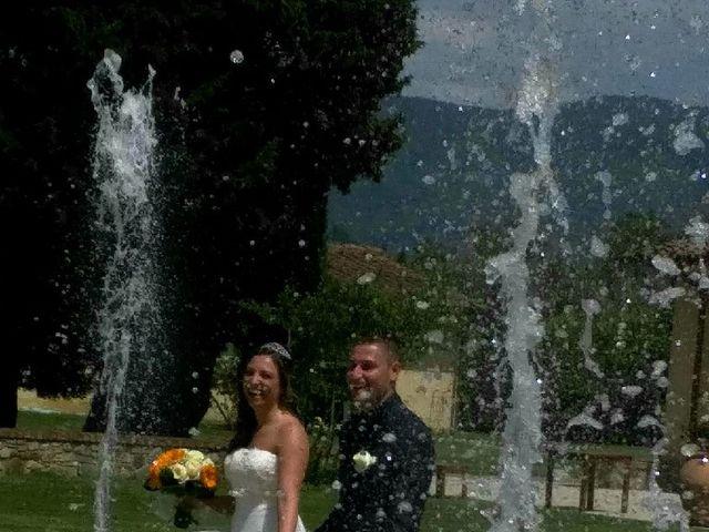 Il matrimonio di Iacopo e Debora a Prato, Prato 15