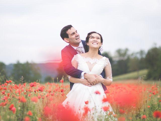 Le nozze di Kemeg e Luca
