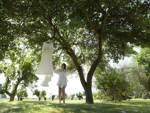 Il matrimonio di Fabio e Calliope a Pisticci, Matera 4