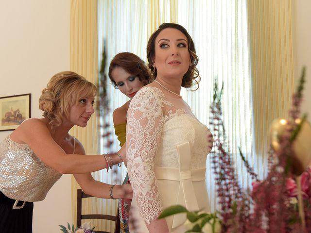 Il matrimonio di Fabio e Calliope a Pisticci, Matera 10