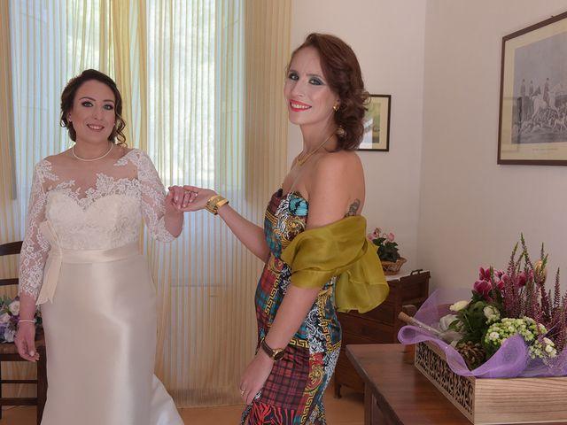Il matrimonio di Fabio e Calliope a Pisticci, Matera 11