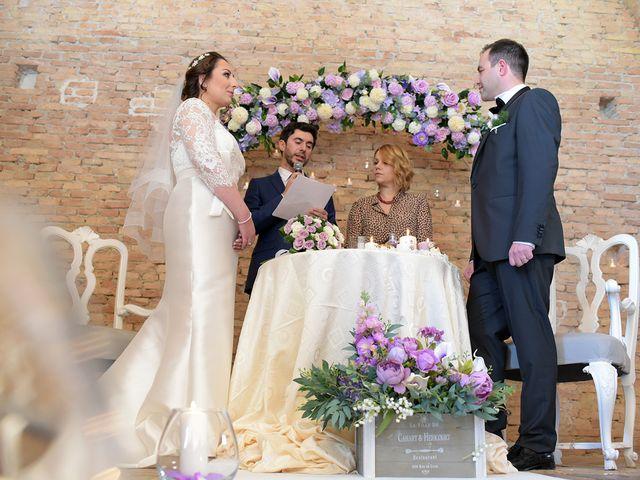 Il matrimonio di Fabio e Calliope a Pisticci, Matera 17