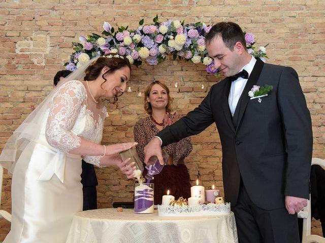 Il matrimonio di Fabio e Calliope a Pisticci, Matera 18