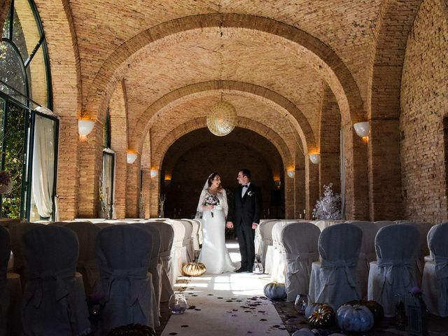 Il matrimonio di Fabio e Calliope a Pisticci, Matera 20