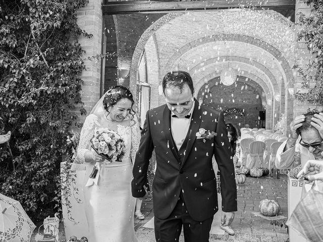 Il matrimonio di Fabio e Calliope a Pisticci, Matera 21