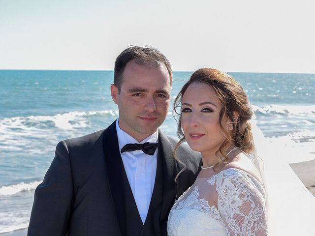 Il matrimonio di Fabio e Calliope a Pisticci, Matera 22