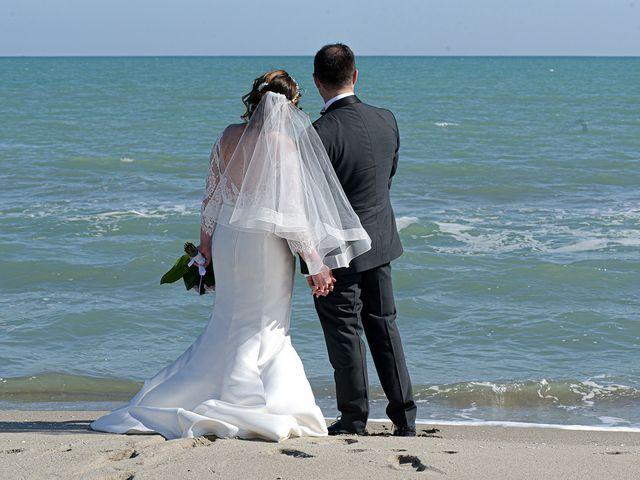 Il matrimonio di Fabio e Calliope a Pisticci, Matera 23