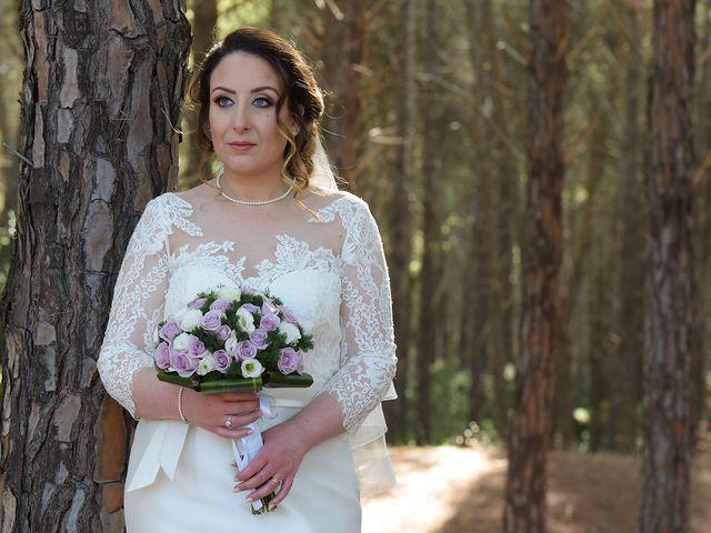 Il matrimonio di Fabio e Calliope a Pisticci, Matera 26