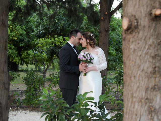 Il matrimonio di Fabio e Calliope a Pisticci, Matera 28