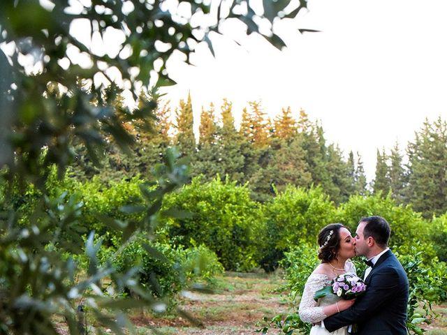 Il matrimonio di Fabio e Calliope a Pisticci, Matera 30
