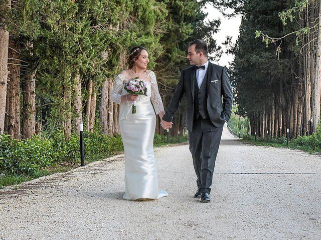 Il matrimonio di Fabio e Calliope a Pisticci, Matera 31