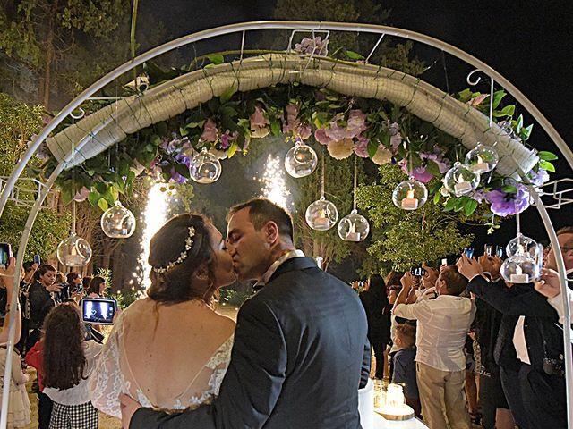 Il matrimonio di Fabio e Calliope a Pisticci, Matera 40