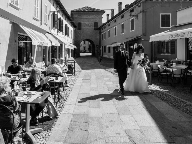 Il matrimonio di Riccardo e Ilaria a Parma, Parma 25