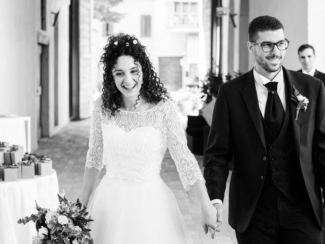 Il matrimonio di Riccardo e Ilaria a Parma, Parma 39