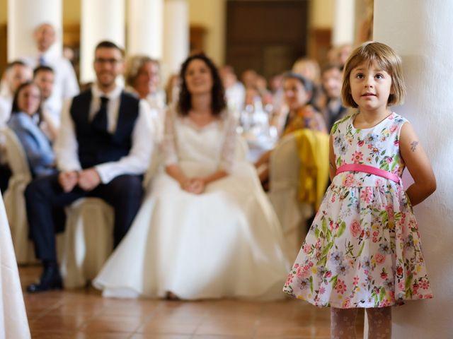 Il matrimonio di Riccardo e Ilaria a Parma, Parma 49