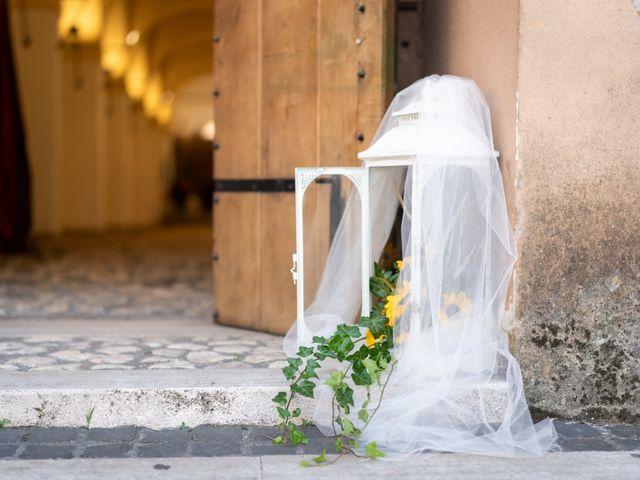 Il matrimonio di Alessandro e Viviana a Mentana, Roma 1