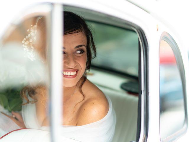 Il matrimonio di Alessandro e Viviana a Mentana, Roma 5
