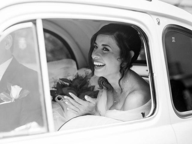 Il matrimonio di Alessandro e Viviana a Mentana, Roma 6