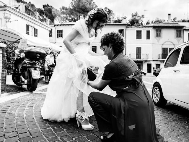 Il matrimonio di Alessandro e Viviana a Mentana, Roma 7