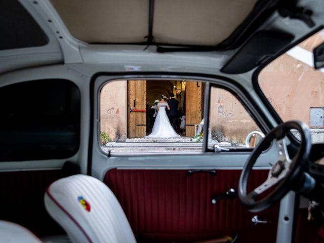 Il matrimonio di Alessandro e Viviana a Mentana, Roma 8