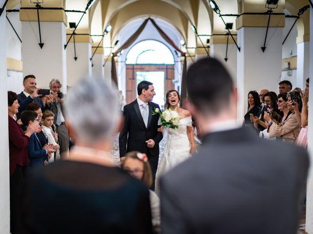 Il matrimonio di Alessandro e Viviana a Mentana, Roma 10