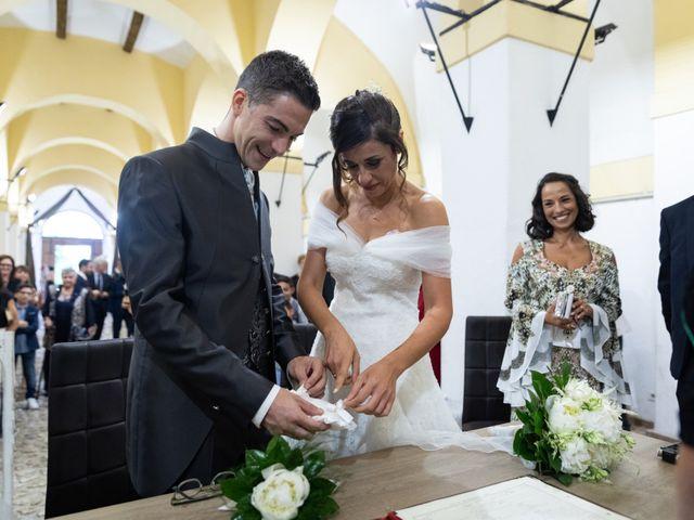 Il matrimonio di Alessandro e Viviana a Mentana, Roma 11