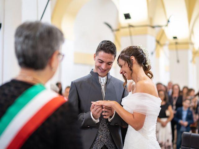 Il matrimonio di Alessandro e Viviana a Mentana, Roma 12