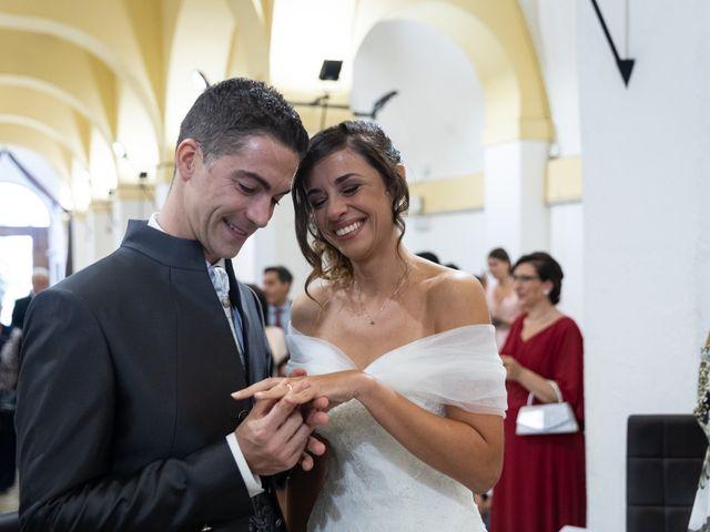Il matrimonio di Alessandro e Viviana a Mentana, Roma 13